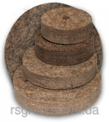 Круг войлочный полировальный 63х20х22 ( мягкий )