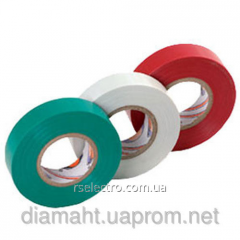 Tape insulating PVC 0,13mm x 19 of mm x 10 m black