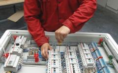 Electric equipment sale by wholesale and small
