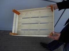Ящики и коробки тарные деревянные
