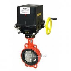Lock the Ru16 Du100 type 923B WCB with a reducer a