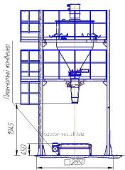 Модули фасовки удобрений  АД-50РКЗ биг-баг