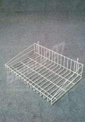 Shelf trade cell. 30 mm. Bort40mm. Trade baskets.