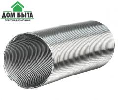Corrugation of aluminum 100 mm