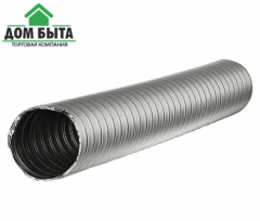 Corrugation from stainless steel 135 of mm of the