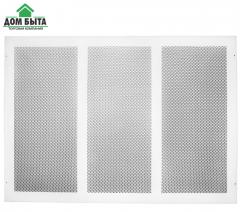 Decorative lattice under plaster 640*740