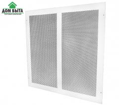 Decorative lattice under plaster 640*640