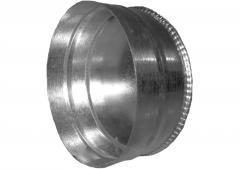 Ревизия из оцинкованного металла с диаметром 160