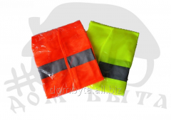 Vests 100 grm lime