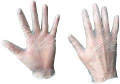Перчатки силиконовые размер L