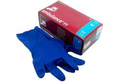 Ambulance L gloves