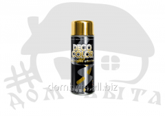 Deco Color spray paint chrome ml gold 400 paint is