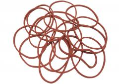 Kg rubber bands 1 red Rubber bands Red