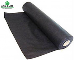 Agrofibre black in a roll 100gr/sq.m (3.20m/100m)