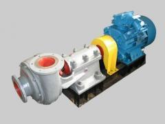 Насос центробежный шламовый ШН 250-34