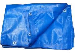 Awning polypropylene (tarpaulinovy) laminated with