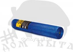 Grid glass cloth blue reinforcing front plaster