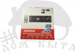 Pioneer 3800U autoradio tape recorder