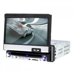 All-in-One Fully-motorized Car Multimedia Player