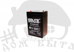 GDLITE 6V 6AH accumulator