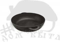 Brazier with two cast handles (mm h=100 mm d=500)