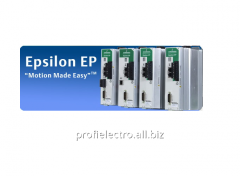 Epsilon EP servo-driver