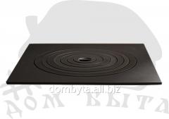 Plate pig-iron oven 550х550 (7 rings)