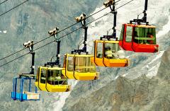 Passenger ropeways