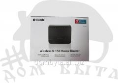 WiFi D-Link Dir-300 N-150 Router