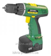 Cordless screwdriver Bravo VSh-18-2