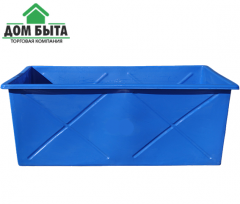 Container of industrial 1000 l of RB 1000