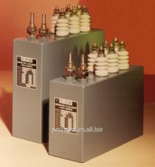 Condensadores de medición de alto voltaje