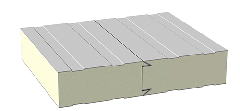 Сэндвич-панели из пенополиуретан для строительства