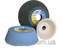 Cup conic abrasive ChK 125h50h32, 14A 40 CM