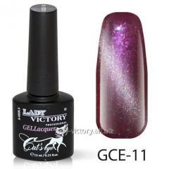 Cat's Eye gel varnish 7,3 ml.kod: GCE-11