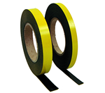 Adhesive tape for decorative overlays of 4 mm