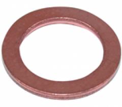 Washer copper 14х20х1,5 (100 pieces)