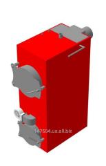 Котел газогенераторный, твердотопливный 140 кВт