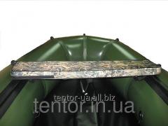 Overlay for a seat soft 85х20х4 for boats