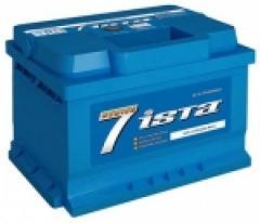 Аккумуляторы автомобильные ISTA (7 SERIES) 6СТ-50