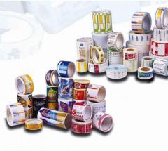 Guarantee stickers (044)361-07-11