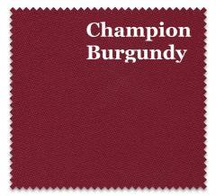 Сукно Champion 800 Burgundy (Чехия)