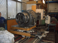 Boring works on the machine 2622B Dnipropetrovsk