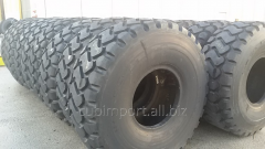 Tire BU for special equipment from Europe