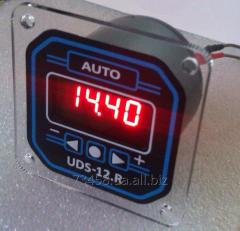 Temperature regulator + timer, 2v1, UDS-220.R
