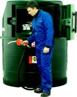Контейнерная АЗС Harlequin 1400FS Fuel Station для