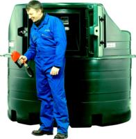 Контейнерная АЗС Harlequin 2500FS Fuel Station для