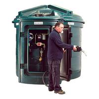 Контейнерная АЗС Harlequin 5000FS Fuel Station для