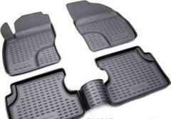 Rug rubber automobile (on a car floor)