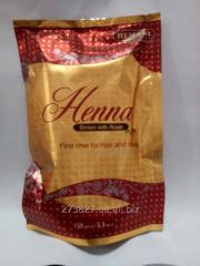Хна для волос Hemani 150 грам